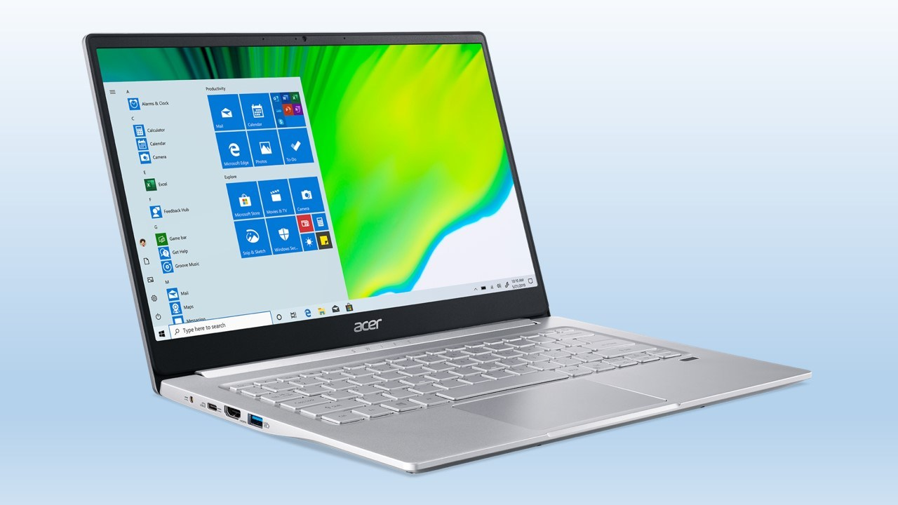 Acer Swift 3 with AMD Ryzen TM 4000 series chipset launched in India at a starting price of Rs 59,999