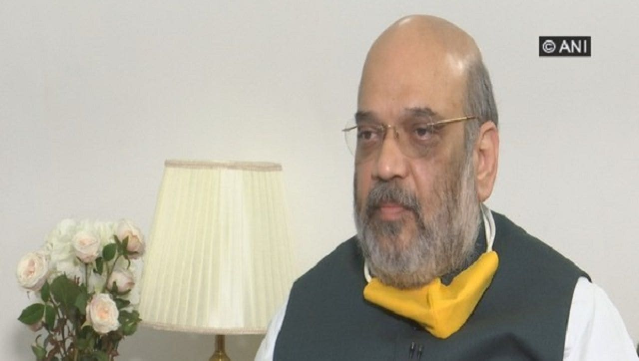 Amit Shah tests positive for COVID-19, being admitted to hospital; colleagues wish HM 'speedy recovery'