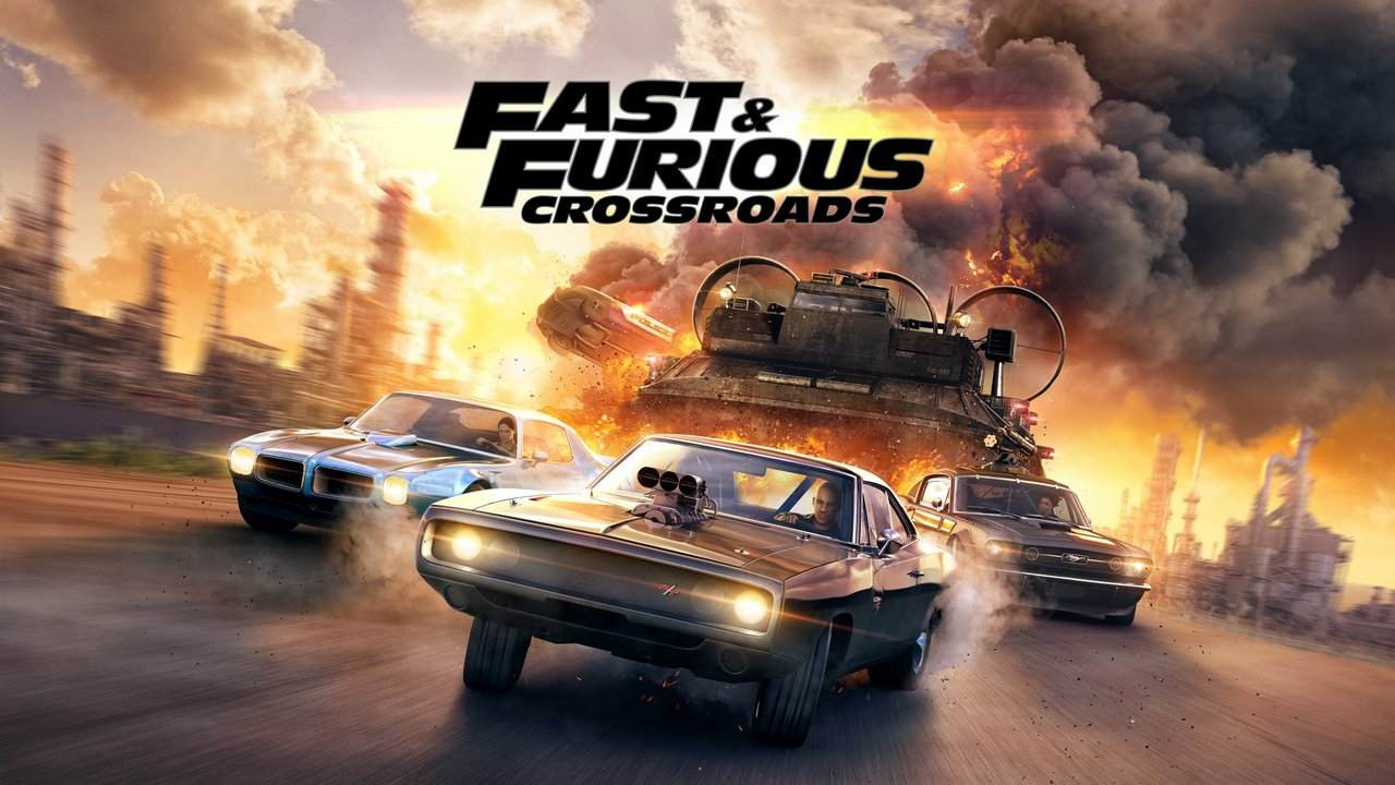 Fast and Furious: Crossroads to be released on 7 August on PS4, Xbox One and PC