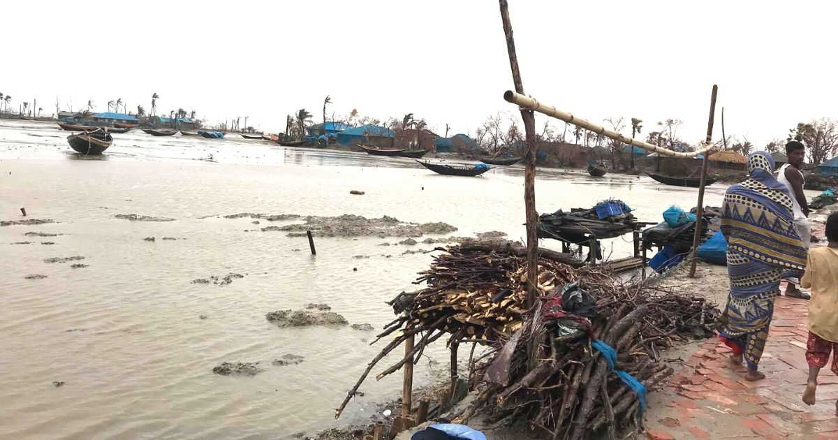 How the shrinking island of Mousuni in the Sundarbans underlines the region's growing concerns about rapid land loss - Firstpost