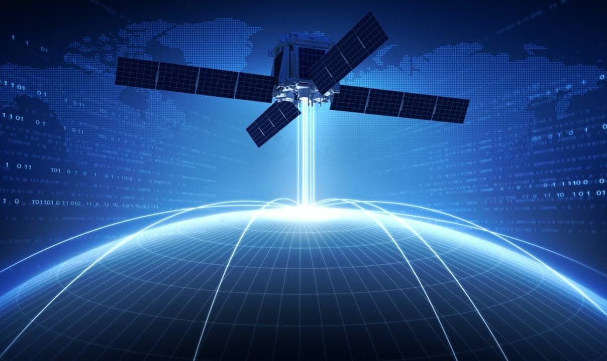 Micius is the world's first quantum communications satellite and has, for several years, been at the forefront of quantum encryption. Image credit: Andrey VP/Shutterstock