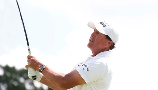 Five-time major winner Phil Mickelson receives special exemption into US Open, eyes career Grand Slam