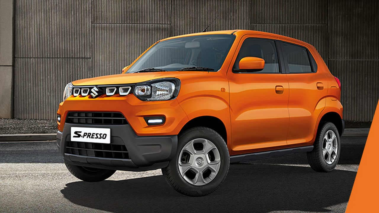 Maruti Suzuki launches the 2020 S-Presso CNG variant in India at a starting price of Rs 4.48 lakh