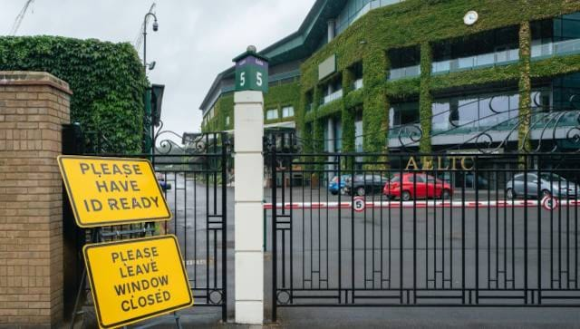 Wimbledon organisers announce that rest day in middle of tournament will be scrapped from 2022