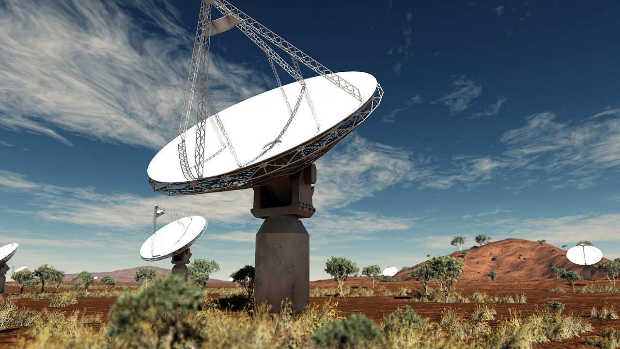 Scientists spot four strange round things in space through radio telescopes