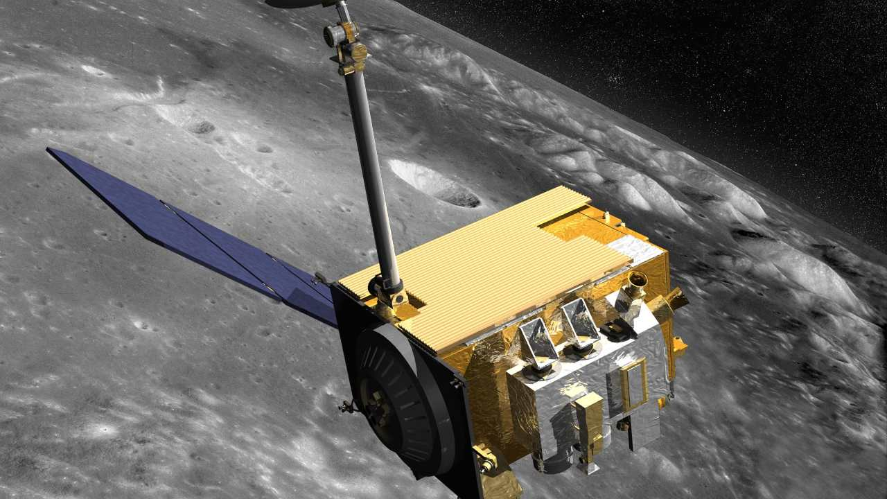 NASA succeeds in receiving laser beam signal from its Lunar Reconnaissance Orbiter after 10 years