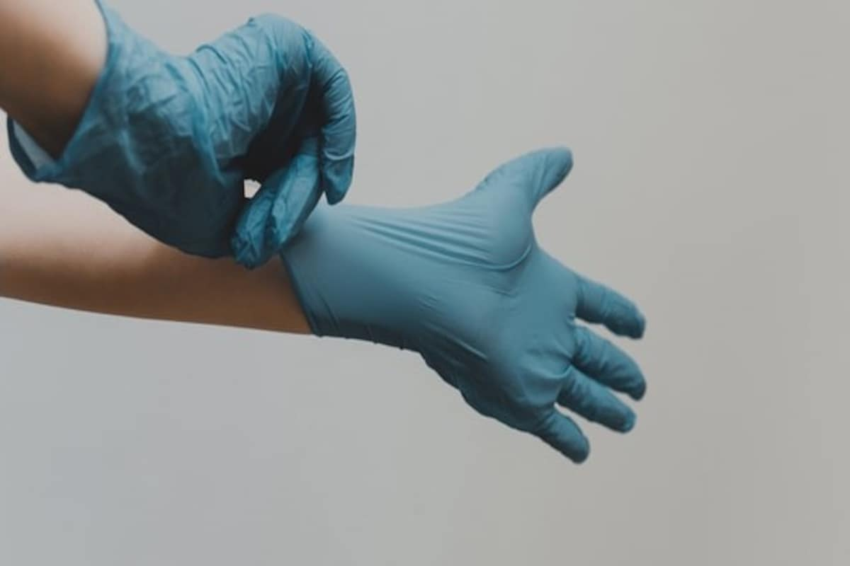Medical-grade gloves useless for COVID-19 prevention in normal settings; here's why-Health News , Firstpost