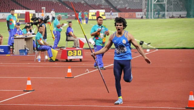 Tokyo Olympics 2020: Neeraj Chopra throws 83.18m at Lisbon in first international event in over a year