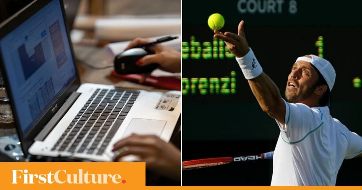 In lockdown, tennis players pursue online business and management courses to aid their careers off court - Sports News , Firstpost