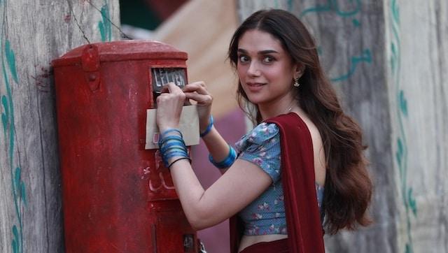 Aditi Rao Hydari Completes 15Years In Movie Industry
