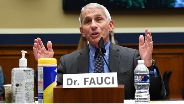 'Not at all pleasant': Fauci emails shed light on early days of COVID-19 crisis, role in public eye