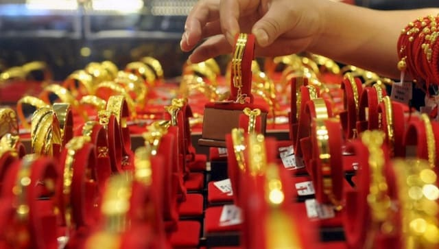 Gold prices decline, silver becomes costlier; check latest rates here