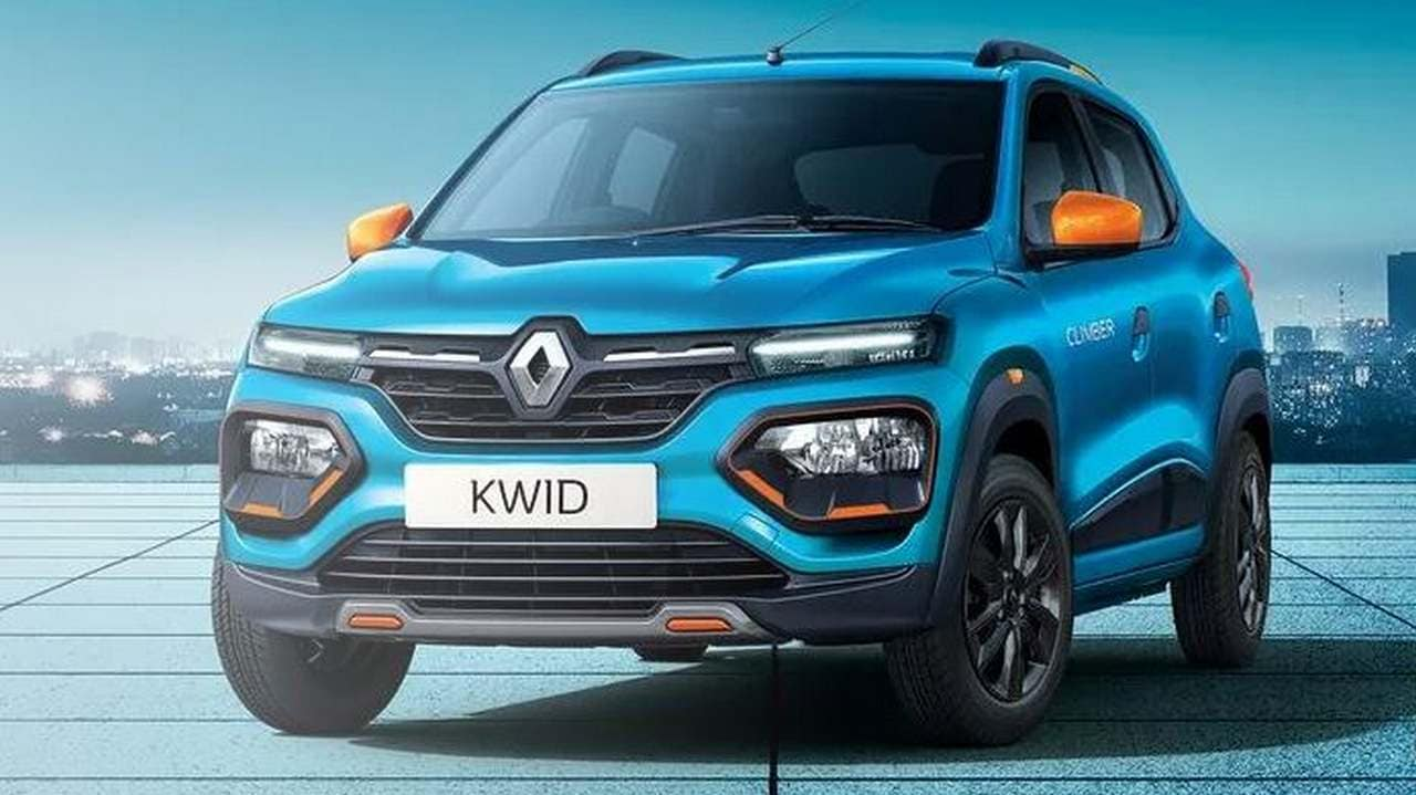 Renault Kwid Rxl 1 0l Launched In India At A Starting Price Of Rs 4 16 Lakh Technology News Firstpost