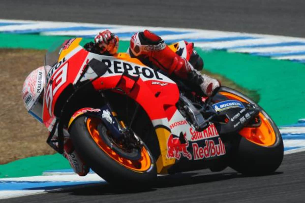 Motogp 2020 Injured Reigning Champion Marc Marquez To Miss Another Two Three Months Due To Injury Sports News Firstpost