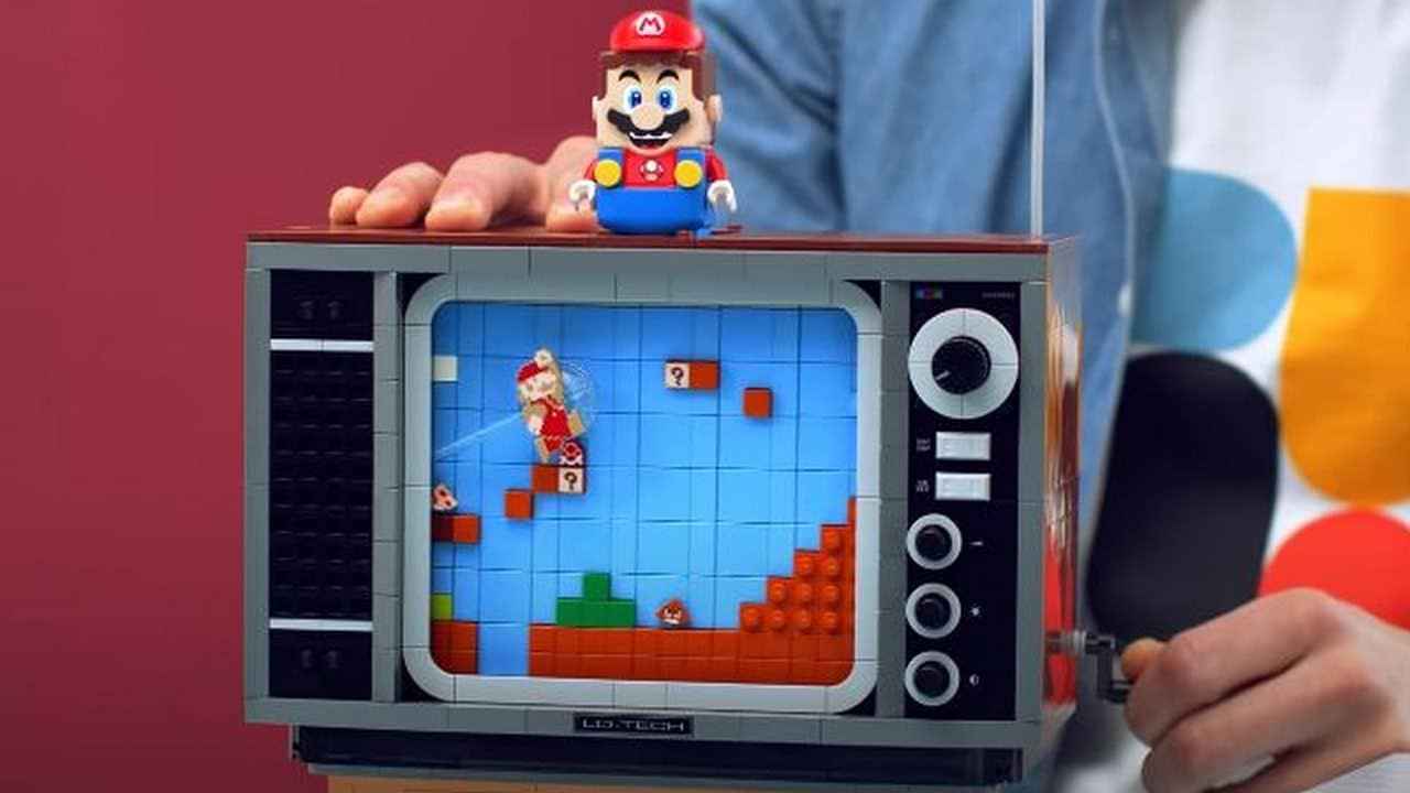 Lego Edition Of The Classic Nintendo Entertainment System Announced To Launch On 1 August Technology News Firstpost