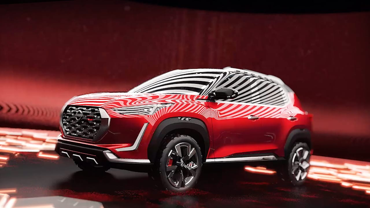 Upcoming Nissan Magnite Suv S Production Version Leaked Ahead Of The Early 2021 Launch Technology News Firstpost
