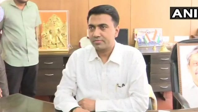 Goa CM Pramod Sawant in home isolation after testing positive for coronavirus – India News , Firstpost
