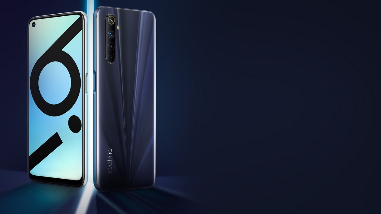 Realme 6i powered by Helio G90T chipset will be launched in India on 24 July- Technology News, Firstpost