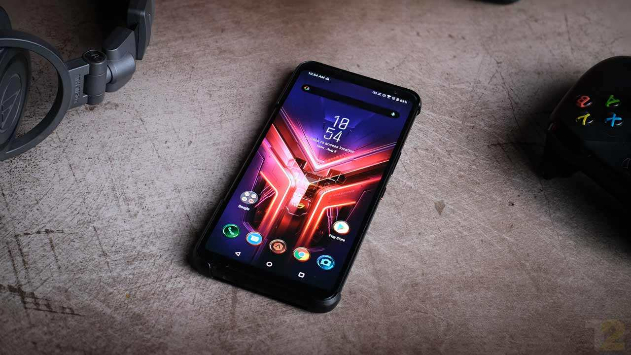 Asus ROG Phone 3 12 GB RAM variant to go on first sale on 21 August at Rs 57,999