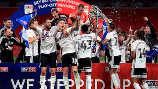 Championship playoff final: Fulham beat Brentford to secure ...