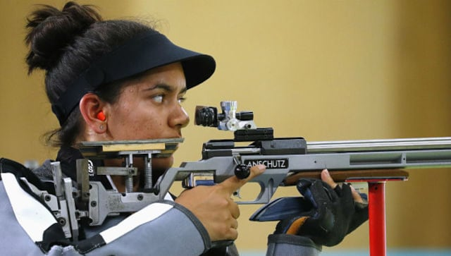 European Championship: Anjum Moudgil shines in Europe after subdued outing at home