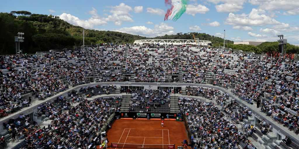 Italian Open Could Be Expanded To 96 Players As Tennis Officials Face Race Against Time To Rewrite Schedule Sports News Firstpost