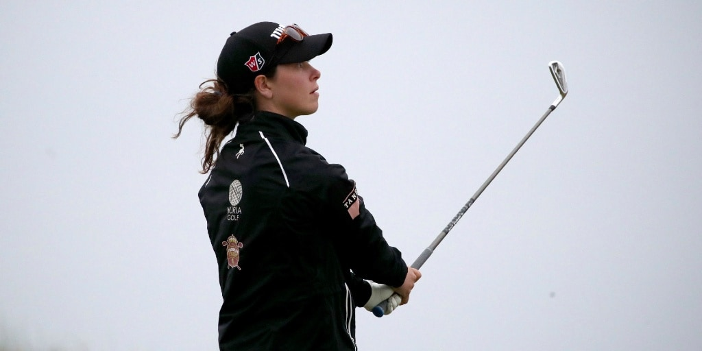 In search of third straight win, Danielle Kang four back