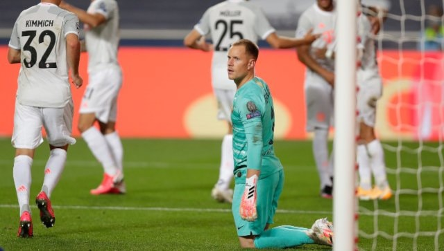 Euro 2020: Germany keeper Marc-Andre ter Stegen to miss tournament in order to undergo knee surgery