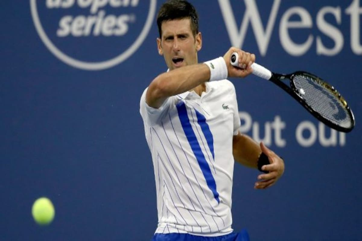 Us Open 2020 Men S Preview Novak Djokovic S Title To Lose Potential First Time Winners Abound In Draw Sports News Firstpost