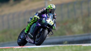 Motogp 2020 Valentino Rossi Left Shaken After Austrian Gp Says He Nearly Got Killed By Stray Bike Sports News Firstpost