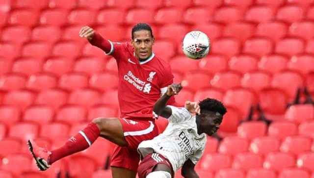 Premier League: Liverpool boss Jurgen Klopp says Virgil Van Dijk looking 'really good' ahead of 2021-22 season