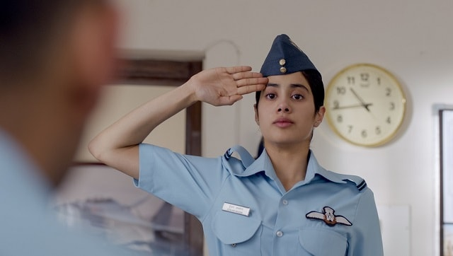 Gunjan Saxena S Colleague Says Makers Of Netflix Film Have Twisted Facts For The Sake Of Publicity Entertainment News Firstpost