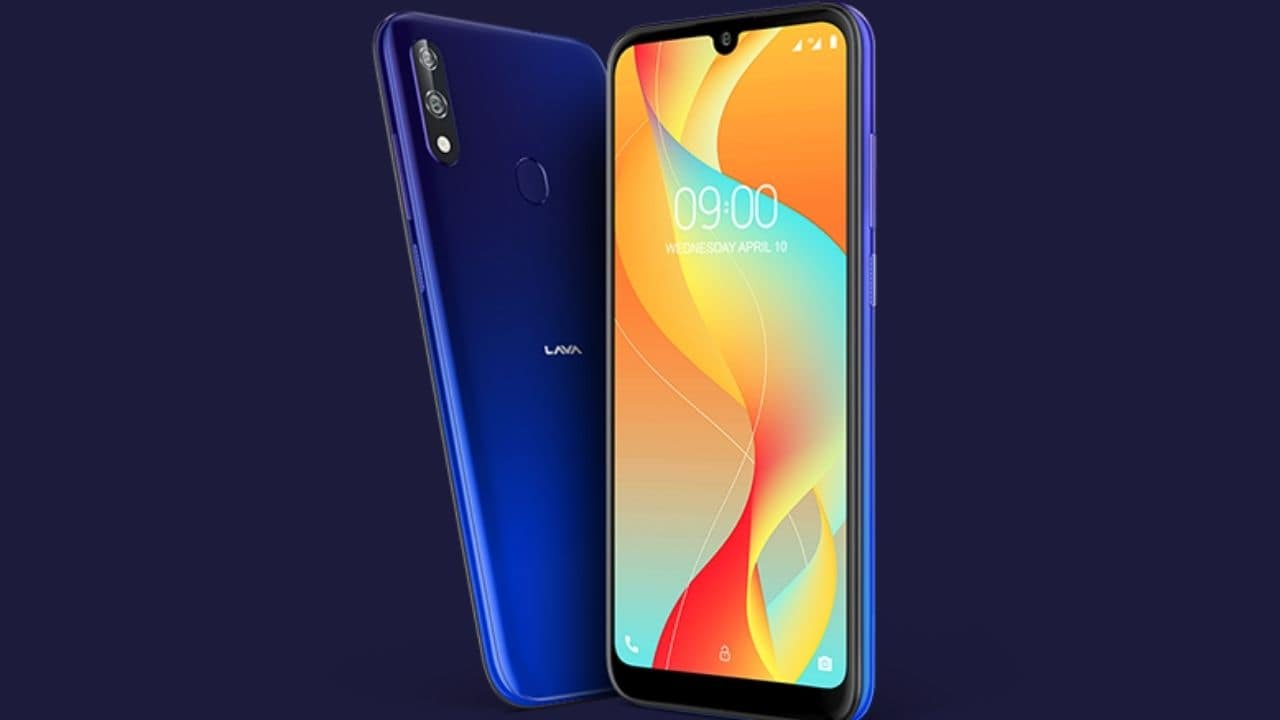 Lava Z66 with 13 MP selfie camera, Android 10 launched in India at Rs 7,777- Technology News, Firstpost