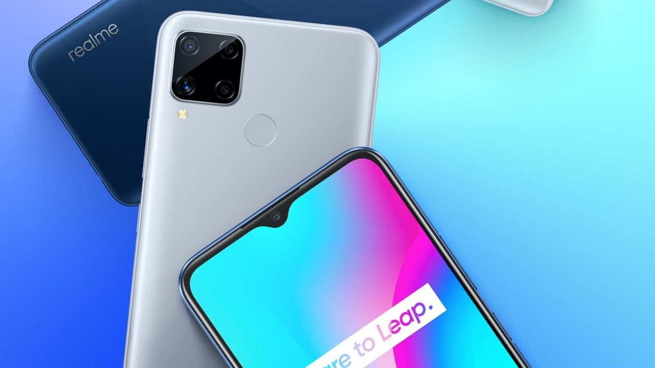 Realme C15 Qualcomm Edition launched in India at a starting price of Rs  9,999- Technology News, Firstpost