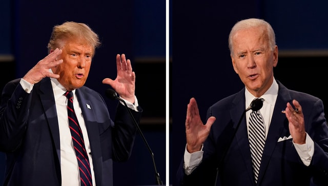 Donald Trump and Joe Biden set to hold separate town halls tomorrow after plans for virtual debate nixed