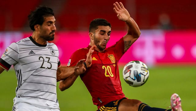 Uefa Nations League Jose Luis Gaya S Late Goal Helps Spain Draw Against Germany Ukraine Beat Switzerland Sports News Firstpost