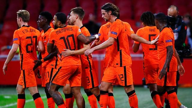 Uefa Nations League Steven Bergwijn S Strike Helps Netherlands Beat Poland Italy Held By Bosnia And Herzegovina Sports News Firstpost