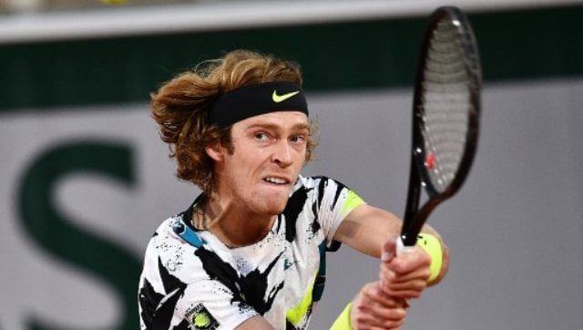 Erste Bank Open: Andrey Rublev beats Kevin Anderson in Vienna for his fifth final in 2020 - Sports News , Firstpost