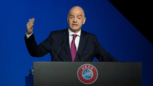 FIFA Congress to discuss proposal to hold football World Cup after every two years
