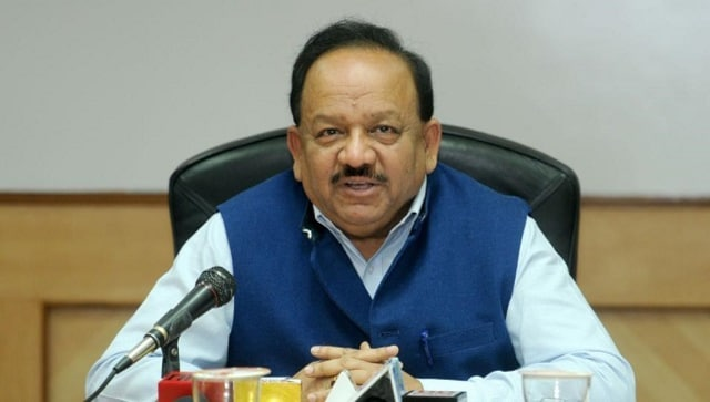 Harsh Vardhan says India on threshold of complete inoculation; over 8.8 mn covered so far