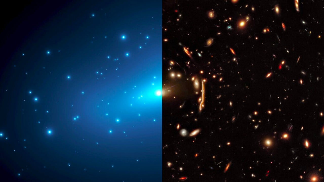 New findings in dark matter physics could prompt brand-new model of the real universe