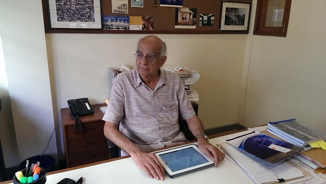 Kamu Iyer passes away: Revisiting noted architect's 2014 interview in which he spoke of Mumbai's metamorphosis - Living News , Firstpost