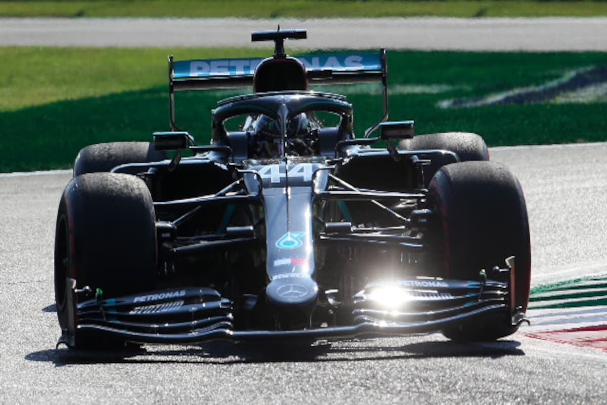 Formula 1 2020 Lewis Hamilton Emerges Quickest In Friday S Second Practice Expects Saturday S Qualifying To Be A Nightmare Sports News Firstpost