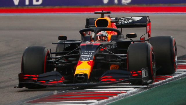 Formula 1 2020 Red Bull S Max Verstappen Says He Did Not Expect To Secure Second Spot In Russian Grand Prix Grid Sports News Firstpost