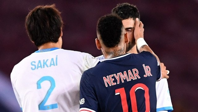 Ligue 1: Marseille claim to possess footage of PSGs Neymar racially abusing Japanese right-back Hiroki Sakai - Firstpost