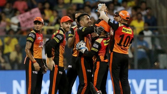 IPL 2020: Sunrisers Hyderabad Factbox, a side consistently making an impression - Firstcricket News, Firstpost