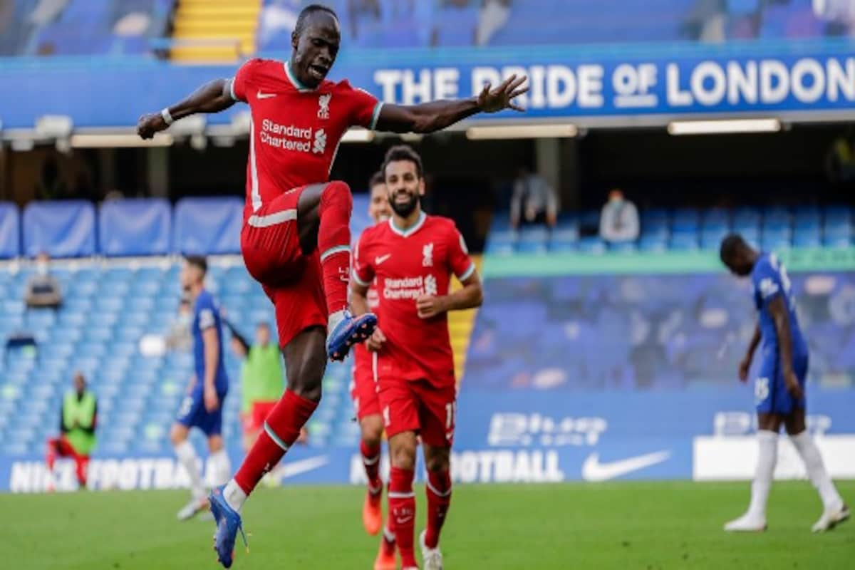 Premier League: Sadio Mane brace sees Liverpool beat 10-man Chelsea;  Leicester City top points table after Burnley win - Sports News , Firstpost