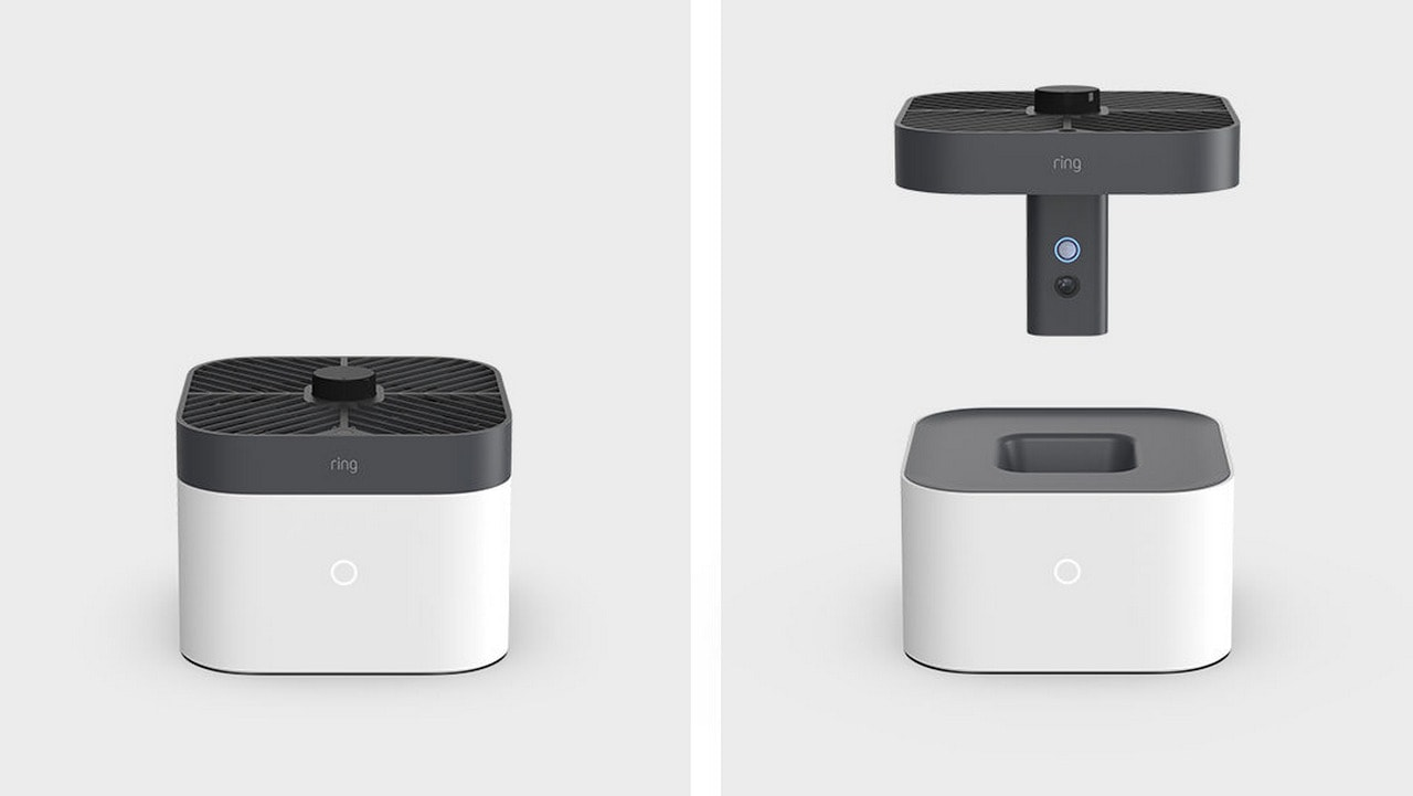 Amazon launches the Ring Always Home Cam, which can act as a home drone and record footage