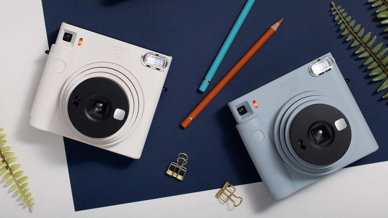 Fujifilm India is launching the new Square SQ1 instant camera for 10,999 rupees