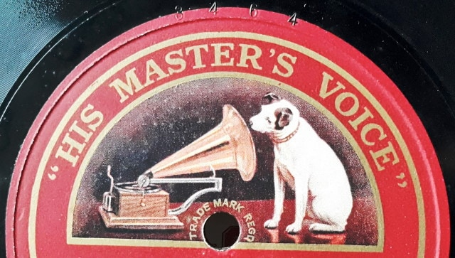 Tracing a century of HMV, the label which laid the foundation of Indian music industry - Art-and-culture News , Firstpost